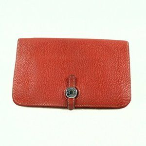 Hermes Dogon Duo Wallet